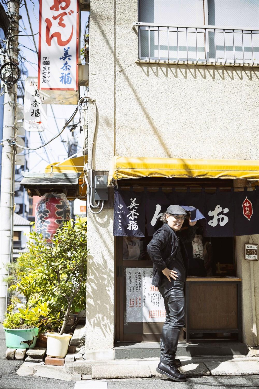 1953年創業の『美奈福』。12:30~18:00/日・祝休。/東京都中央区日本橋人形町2-11-12/☎03-3666-3729/地下鉄日比谷線・浅草線人形町駅出口から徒歩2分。