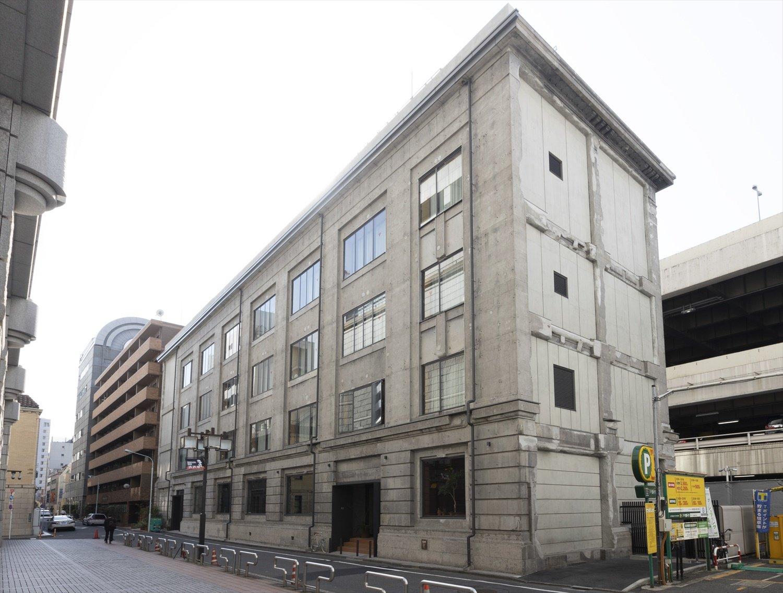 令和に受け継がれた100年建築。