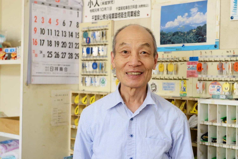 「準備に2時間、片付け・清掃に2時間かかります。私も高齢なので営業時間を短くしたんです」と主人の田村さん。
