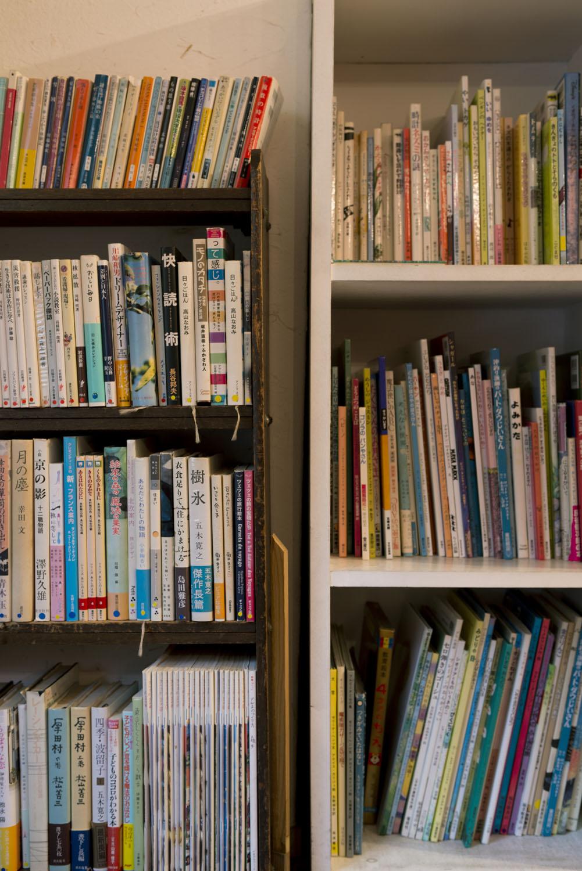 閲覧のみと販売している本がある。本の裏表紙でわかるようになっている。