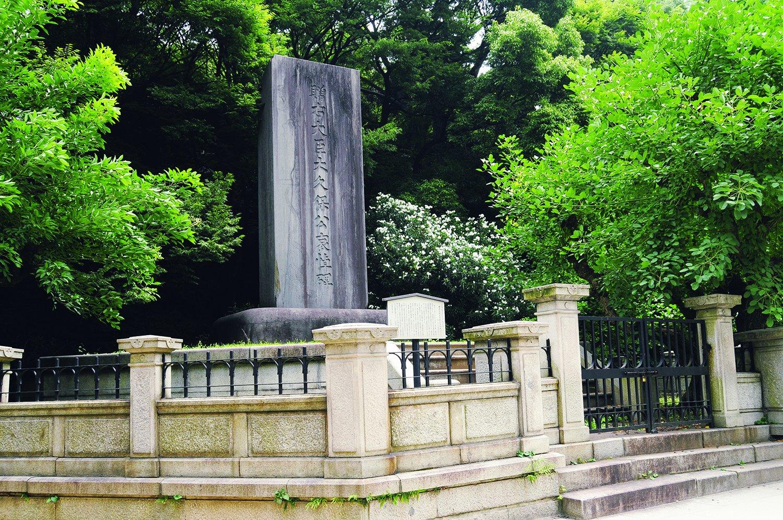 2_清水谷公園 (大久保利通遭難の碑