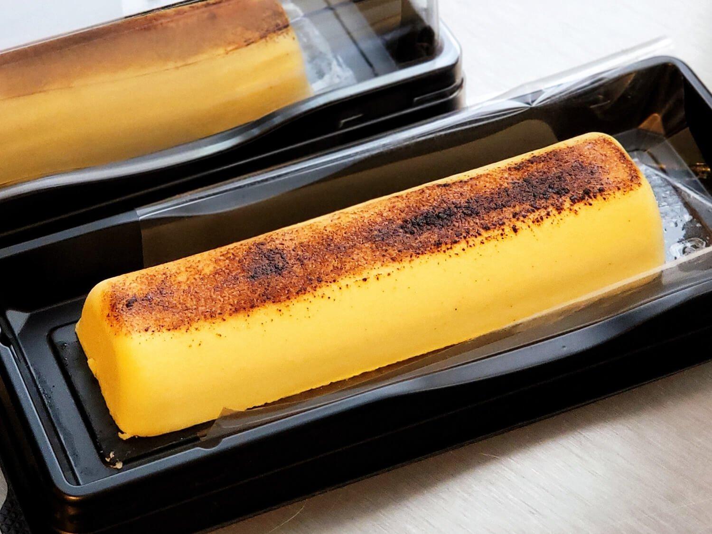テリーヌバスクチーズケーキ(スティック) 600円。