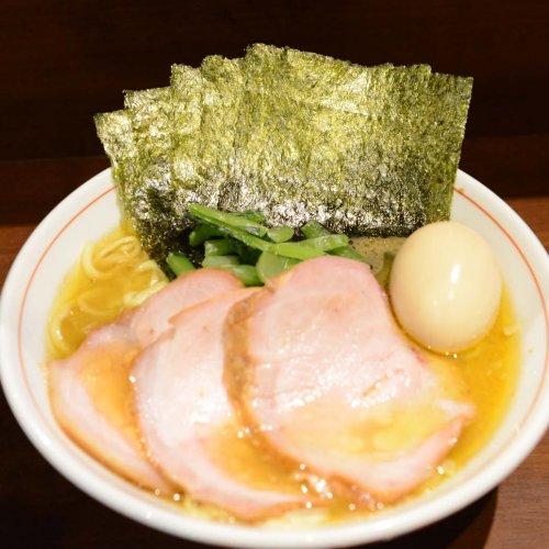 蒲田『らーめん飛粋』の上品でコク深い豚骨醤油スープがたまらないのだ!