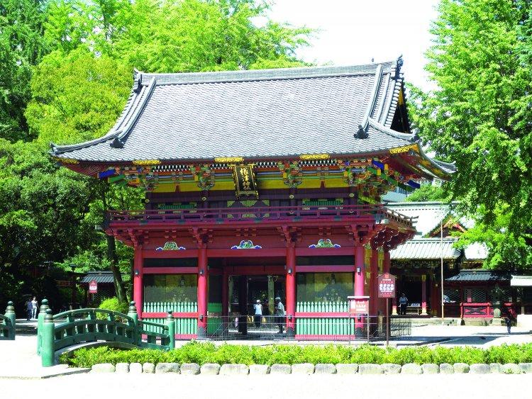 根津神社(ねづじんじゃ)