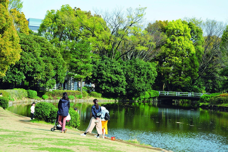 2_北の丸公園
