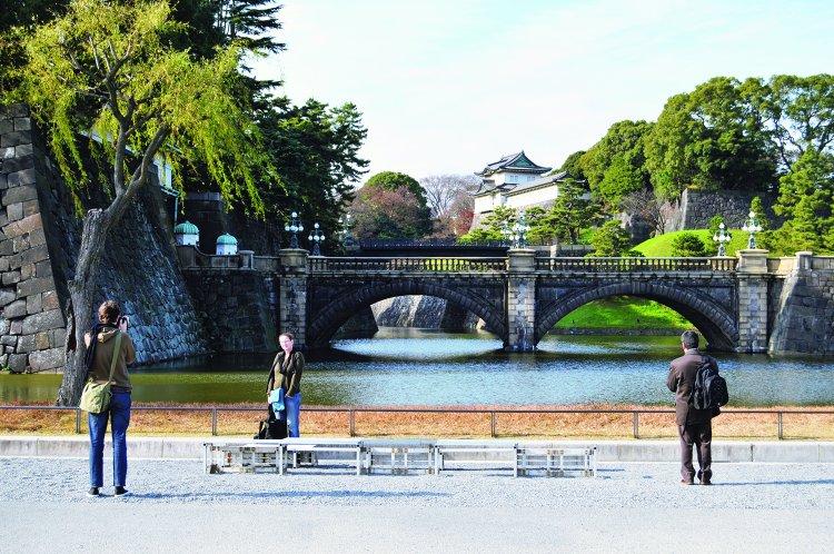 二重橋(にじゅうばし)