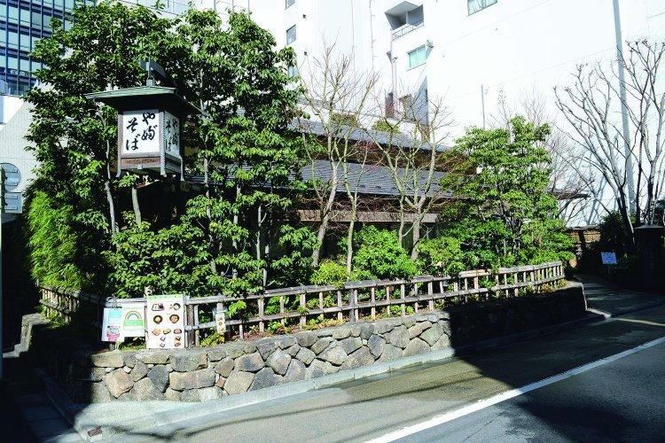 須田町レトログルメ街