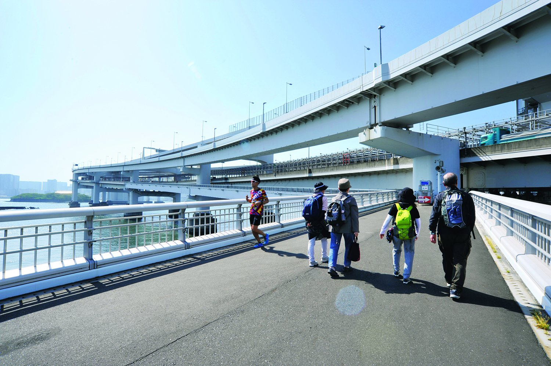 1_レインボーブリッジ遊歩道 (1)