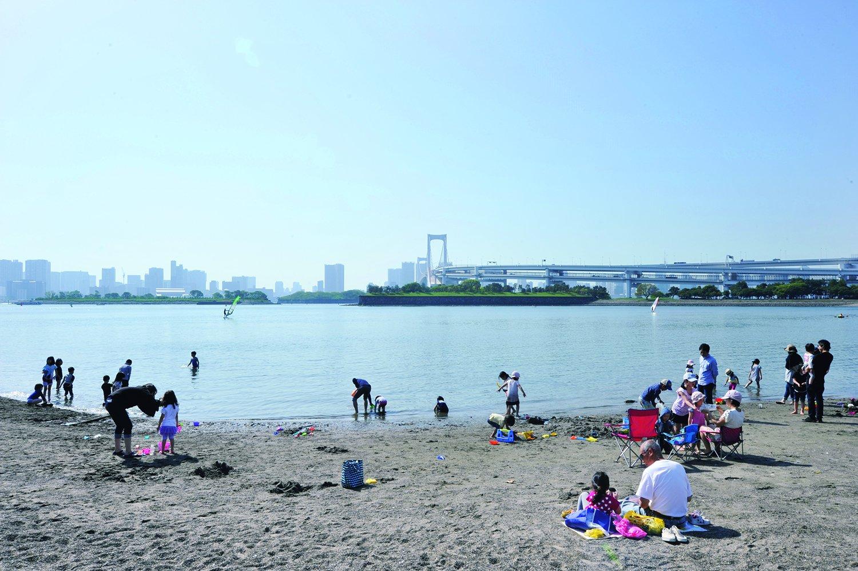 3_お台場海浜公園 (2)