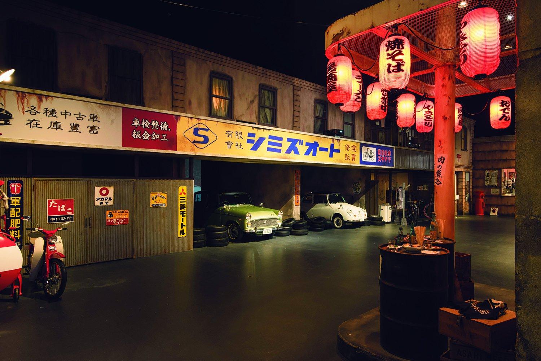 08_お台場_ヒストリーガレージ
