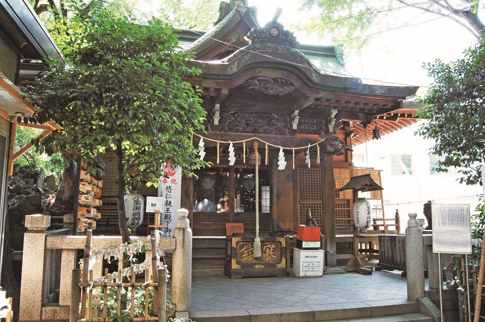 小野照埼神社