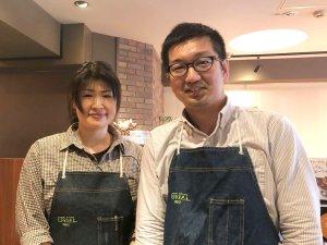 神田カレー_ガヴィアル_二代目と従業員