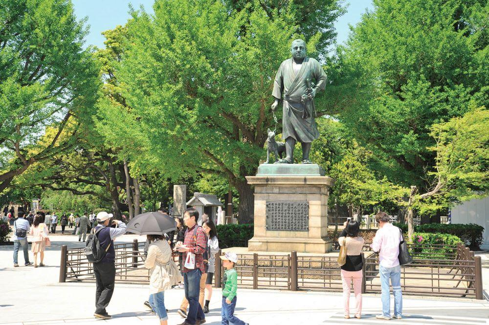 上野駅からはじめる上野・湯島散歩~歴史・文化・建築の必見スポットが目白押しの知的コース