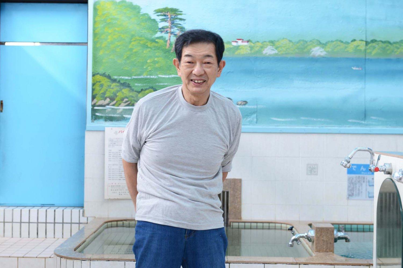 現店主の渡邉和雄さんは2代目。高校生の頃から手伝っていたので、家業を継ぐことは当たり前のことだと思っていたという。