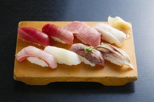 鮨処 魚音 料理1