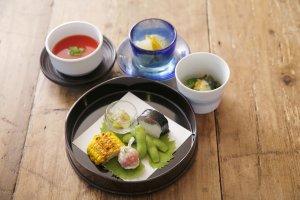 うりんぼう 料理2
