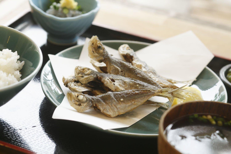 めしやっちゃん 料理2