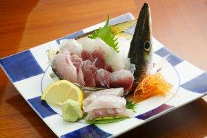 まるいち食堂 料理2