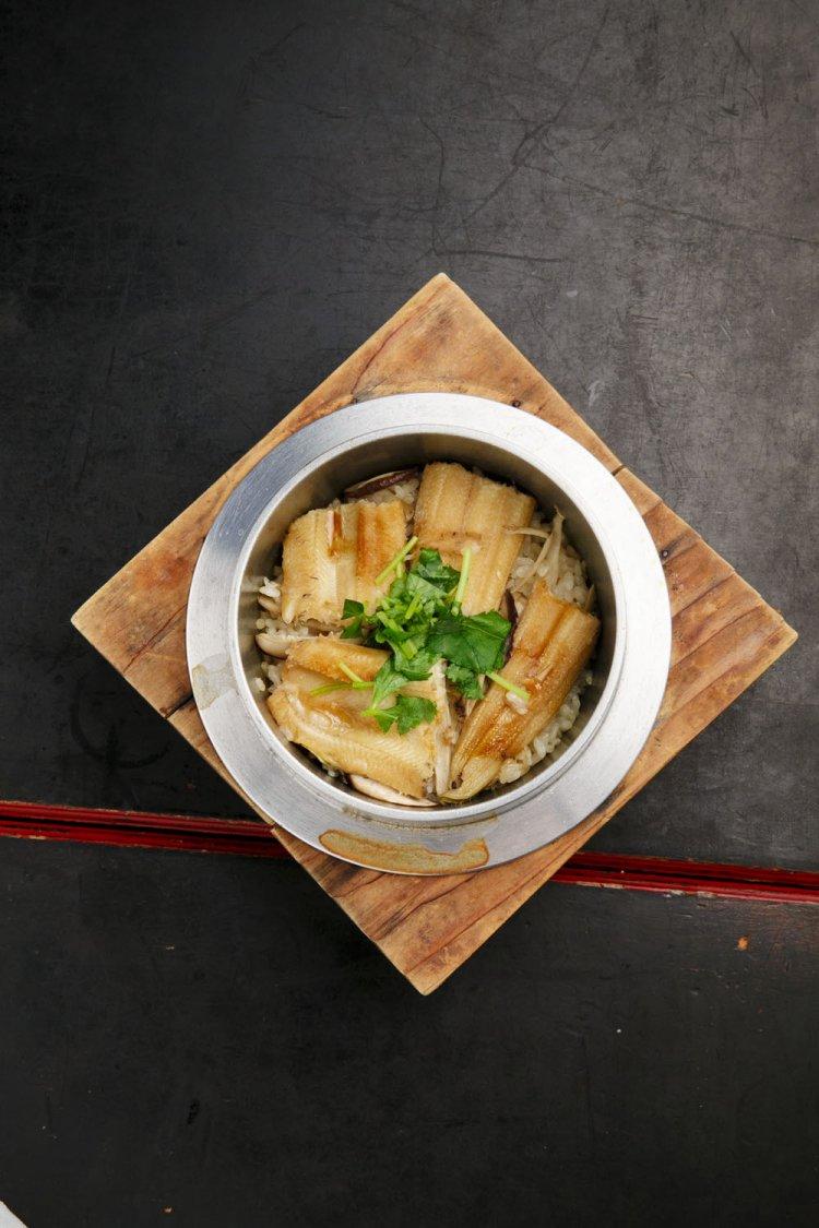 割烹料理 鴨鶴