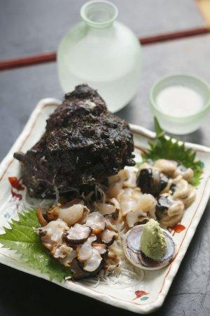 割烹料理 鴨鶴 料理2
