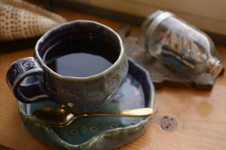 音楽と珈琲の店 岬 コーヒー