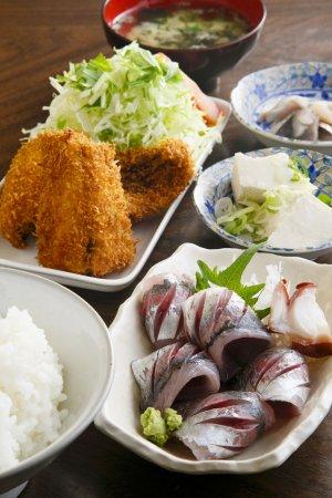 さすけ食堂 料理1