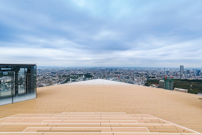 写真/渋谷スクランブルスクエア