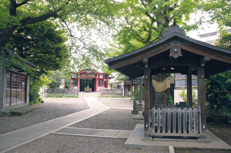 3_筑土八幡神社 (1)