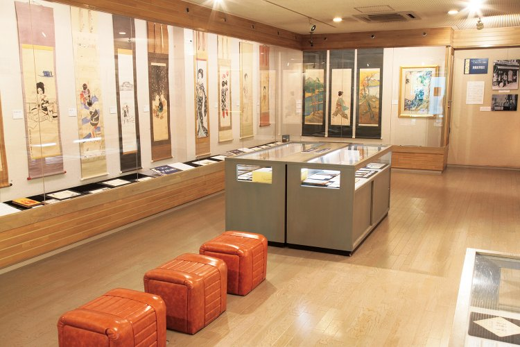 竹久夢二美術館(たけひさゆめじびじゅつかん)
