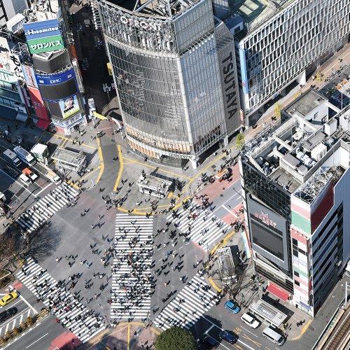 渋谷駅からはじめる渋谷・松濤散歩 〜喧噪と静寂が交じり合う、常に進化中の街のエリア〜