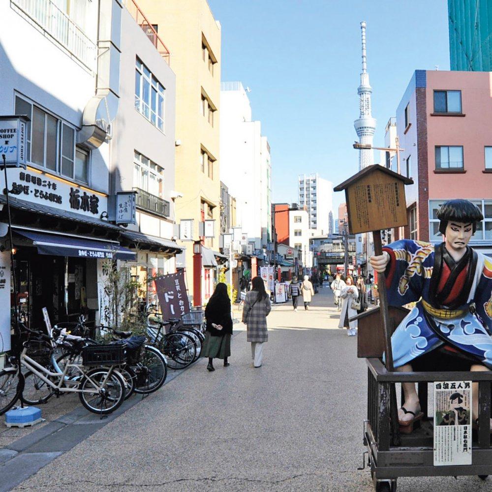 浅草駅からはじめる浅草散歩 〜娯楽の殿堂といえばこの街。レトロな雰囲気も人気のエリア〜