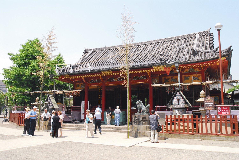 3_浅草神社