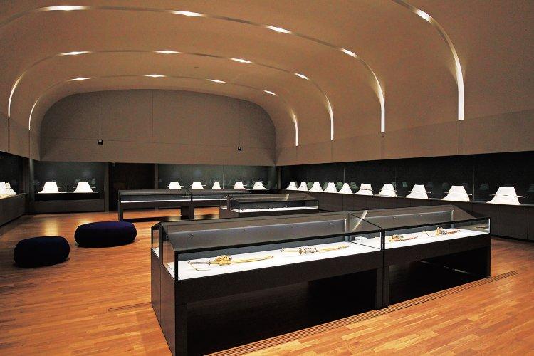 刀剣博物館(とうけんはくぶつかん)