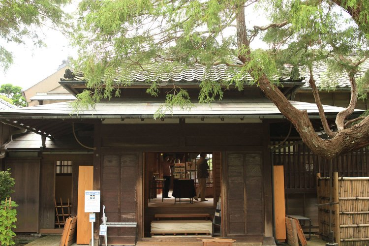 戸定邸・松戸市戸定歴史館(とじょうてい・まつどしとじょうれきしかん)