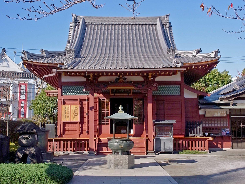 淡島堂(あわしまどう)