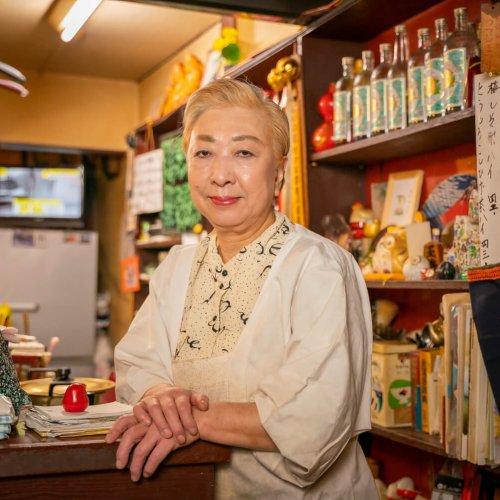 北千住の個性派ママの店へようこそ!「北千住は住みやすいから30年以上居座ってるわよ」