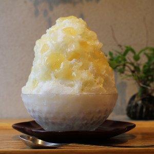 野菜のかき氷で涼を取る。麻布十番『麻布野菜菓子』