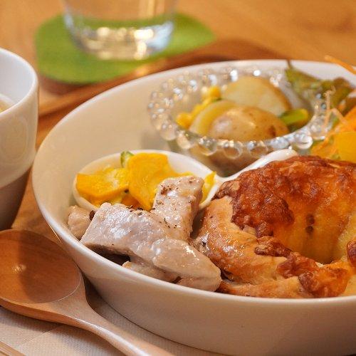 「ふだん着のゴハン」が毎日食べられる、神田『カフェ レスピーロ』でほっと一息