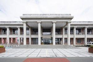 渋沢栄一記念館外観