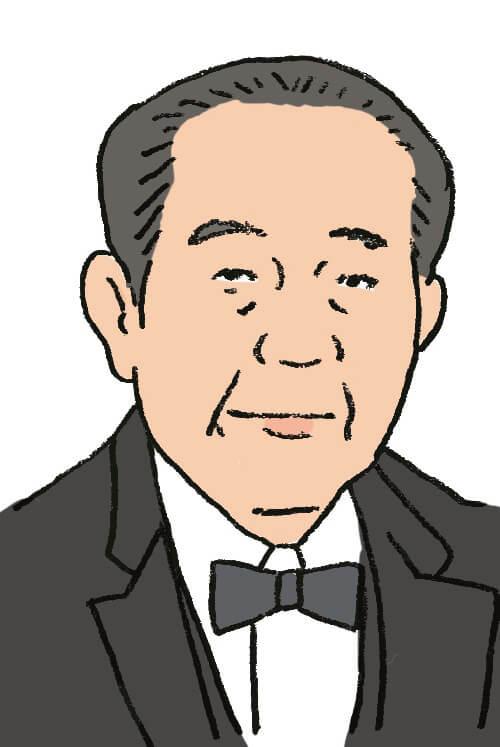 しぶさわ・えいいち(1840~1931) 富農の家庭に生まれ、家業を手伝いながら『論語』を学ぶ。幕藩体制への不信感から23歳の時に倒幕の計画を練るが断念。その後一橋(徳川)慶喜の家臣となり、欧州視察の機会を得て見聞を広めたのち、実業家へ転身。第一国立銀行など約500社の設立・育成に関与し、社会福祉事業の発展や日米親善にも尽力した。