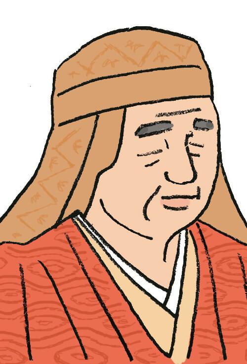 はなわ・ほきいち(1746~1821) 江戸時代の国学者。幼少時代に失明するが、ハンディキャップを克服し文字を習得。江戸に出てからは学問の道に進む。やがて国学者となり『群書類従(ぐんしょるいじゅう)』を41年間かけて編さんしたほか、和学の研究・教育機関「和学講談所」を設立するなどの偉業を成し遂げた。