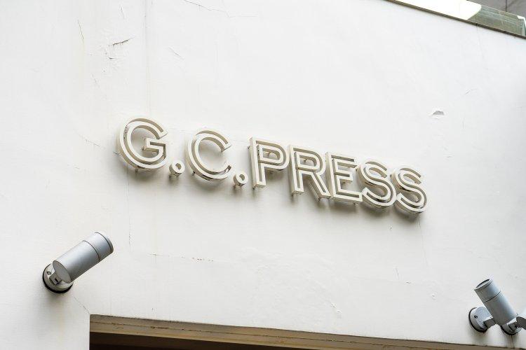 G.C.PRESS(じーしーぷれす)