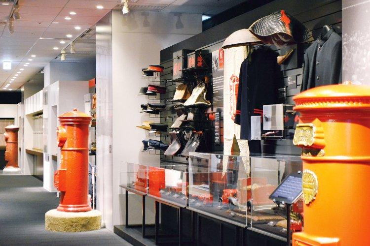 郵政博物館(ゆうせいはくぶつかん)