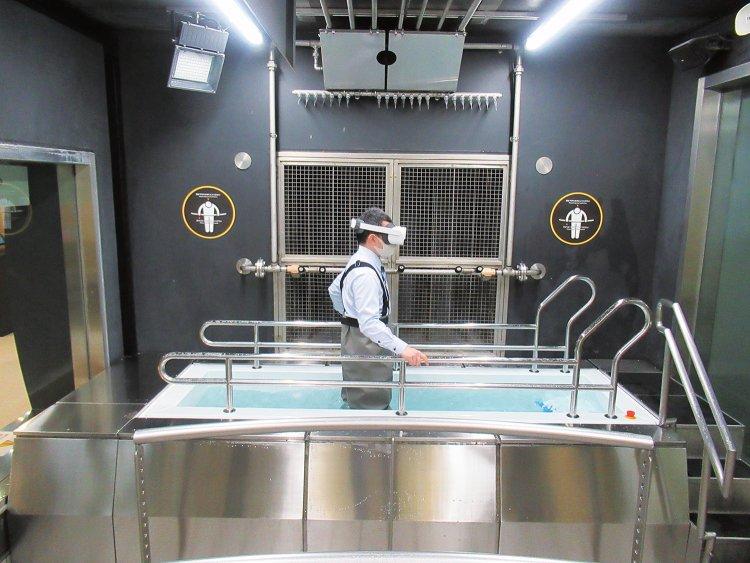 東京消防庁本所防災館(とうきょうしょうぼうちょうほんじょぼうさいかん)