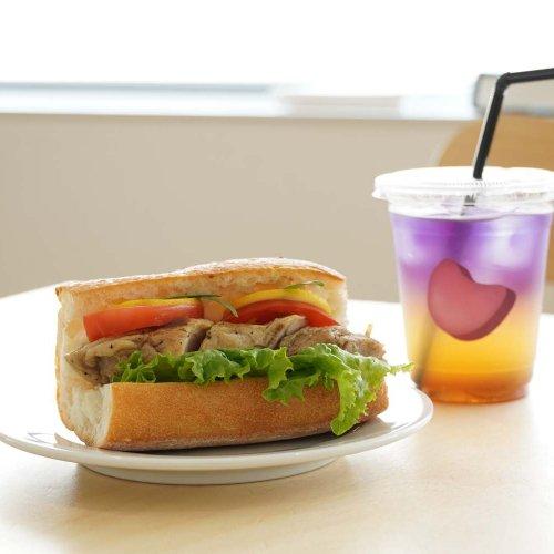 サンドイッチはアートだ! 清澄白河・現美併設のカフェ『二階のサンドイッチ』で味わう