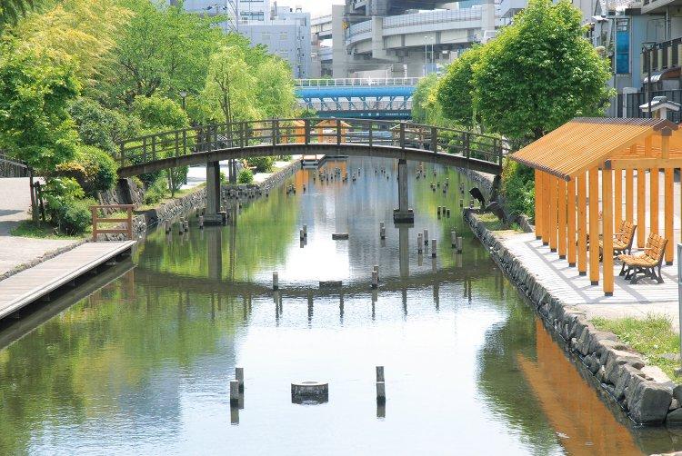 木場親水公園(きばしんすいこうえん)