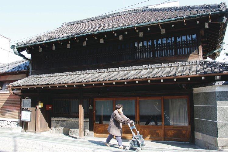 横山家住宅(よこやまけじゅうたく)