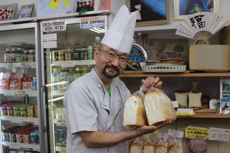 4代目店主の太田克彦さん。なかなか面白い経歴の持ち主。