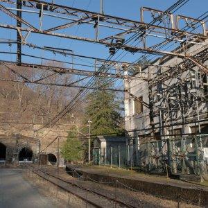 碓氷峠の中間駅であった熊ノ平。いまはアプトの道終点である。~碓氷峠その4