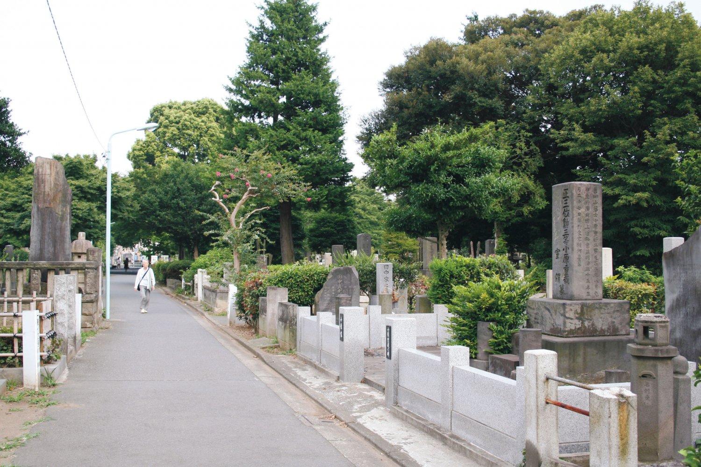 07_染井霊園